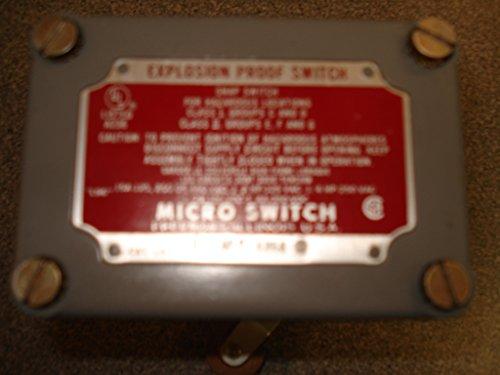 Honeywell Explosion Proof Micro Switch ex-ar8 -