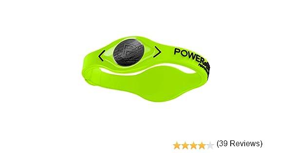 Power Balance Polsiera Volt Schwarz