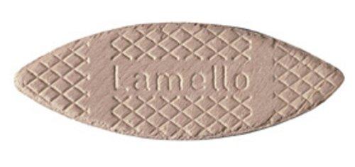 LAMELLO Flachdübel Verbindungsplättchen Größe 20 - 1000 Stück