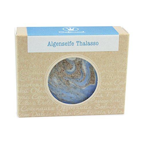 Seifenreich Algen Seife Thalasso, 1er Pack (1 x 100 g)