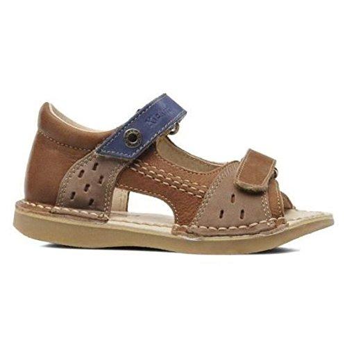 Kickers sandales chaussures bébé garçon 22 Bleu