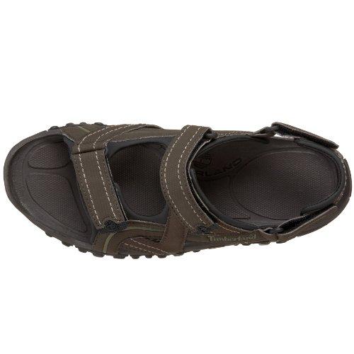 Timberland Sandal, Herren Sandalen Braun (Braun)