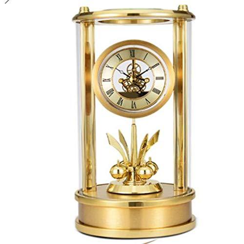 Tischuhren Kamin Uhr, Wohnzimmer Modernen Minimalistischen Europäischen Kreative Mode Stumm Büro Dekoration Dekoration Desktop Dekoration - Kamin Uhr