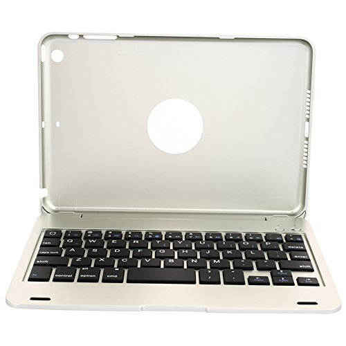BigFamily Wireless Keyboard Fall Wireless Bluetooth Tastatur Durable Wireless Bluetooth mit Schutzabdeckung Tabelle Auto Wake