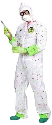 Imagen de widman  disfraz de científico para hombre, talla m 9891a  alternativa