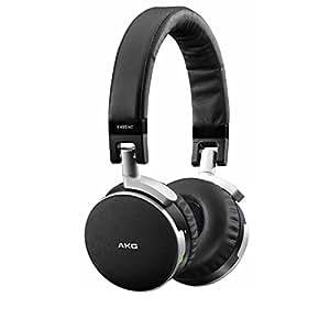 AKG K495 Premium Active Noise Cancelling Headphones - Black