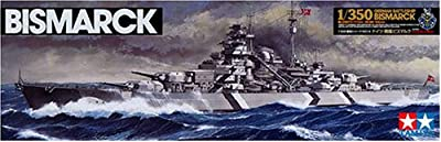 Tamiya - 78013 - Maquette - Bateau - Cuirasse Bismarck