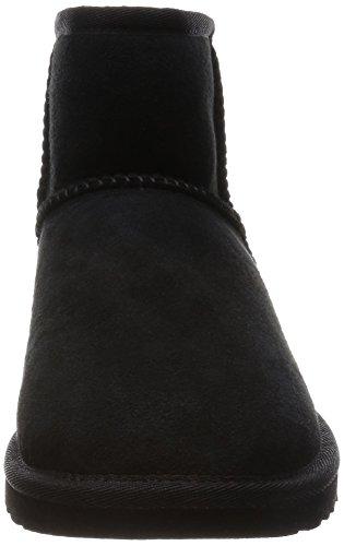 UGG W's Classic Mini , Bottes femme Noir (Black)