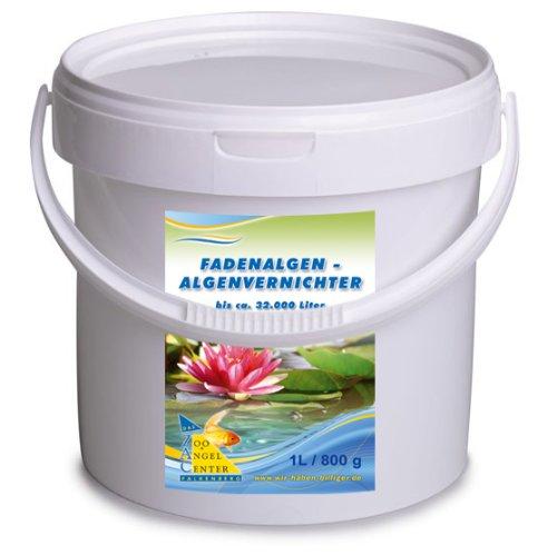 800g Fadenalgenmittel Algenmittel Fadenalge Teich Koi Algenstop Algenmittel