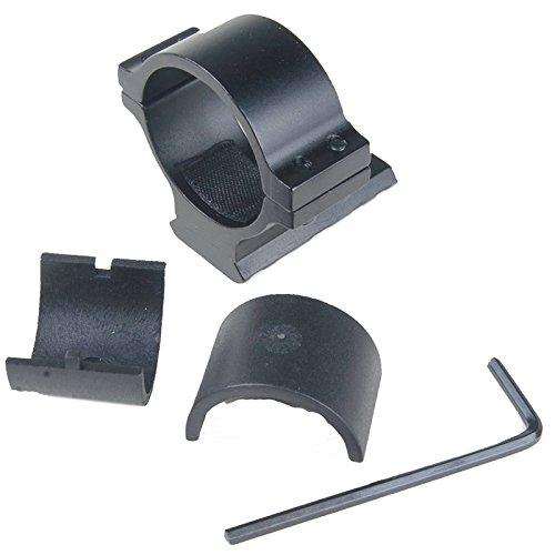 Hrph 30mm Baïonnette 20mm Anneau Multifonction Weaver Baril Adaptateur de Montage sur Rail pour Portée de Lampe de Poche