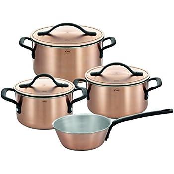 R 214 Sle 91918 Chalet Topfset 4 Tlg Cookware Set Copper