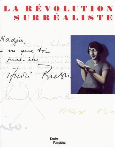 La Révolution surréaliste par Werner Spies