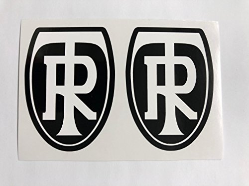 SBD Decals 2 Tom Ritchey TR w Abziehbilder -