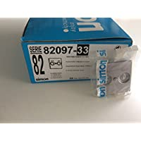 Simon - 82097-33 tapa toma r-tv+sat s-82 aluminio Ref. 6558233261