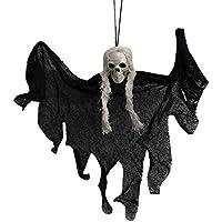 Y56 Taro Colgante de Terror para decoración de Halloween, pequeño Fantasma Colgante