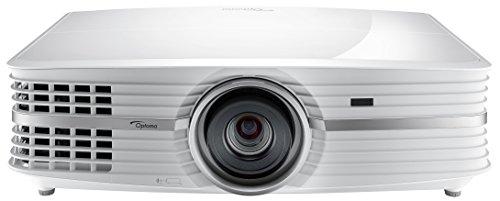 Optoma UHD550X 4K DLP-Projektor ( 3840 × 2160 Pixel) weiß
