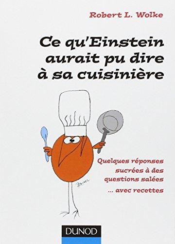 Ce qu'Einstein aurait pu dire à sa cuisinère NP