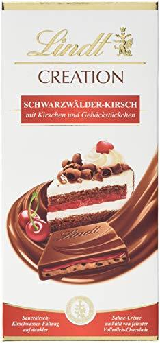 Lindt Creation Schwarzwälder-Kirsch, Vollmilchschokolade, 7er Pack (7 x 150 g)