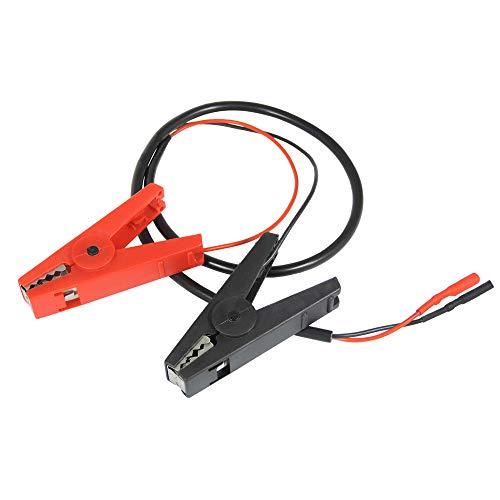 AKO 12 Volt Adapterkabel mit Krokoklemmen für 9 Volt Weidezaungerät