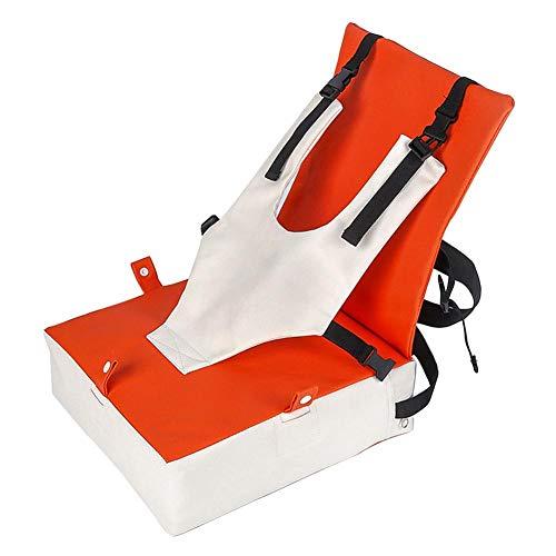 Esszimmer Stuhl Kissen Kleinkind Kind Infant Zerlegbar Einstellbar Waschbar mit Riemen Cartoon Pads Stuhl Erhöhen Atmungsaktive Reisekissen ()