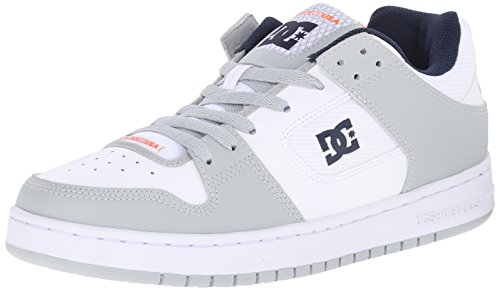 DC Manteca chaussures pour hommes Grey