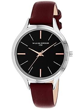 WILLIAM GREGOR Damen-Armbanduhr BWG30032-205