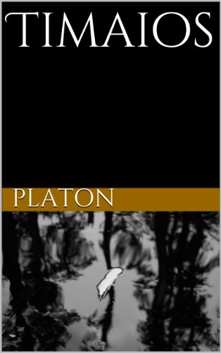 Buchseite und Rezensionen zu 'Timaios' von Platon
