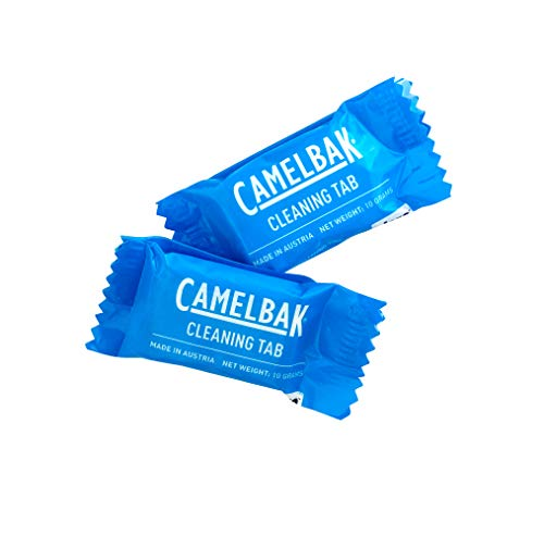 CamelBak Products LLC  - Erwachsene Cleaning Tablets (8 Pack) schwarz One Size