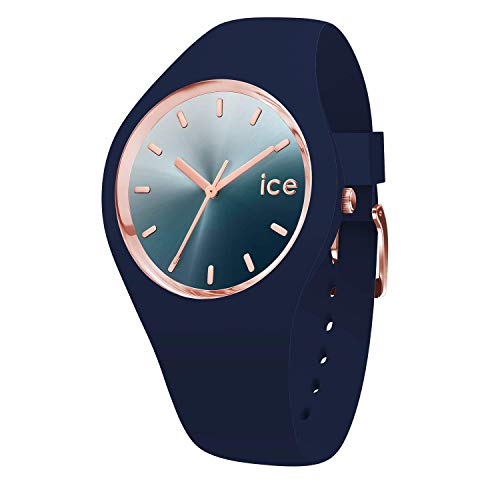 Ice-Watch - Ice Sunset Blue - Reloj Azul para Mujer con Correa de Silicone - 15751 (Medium)