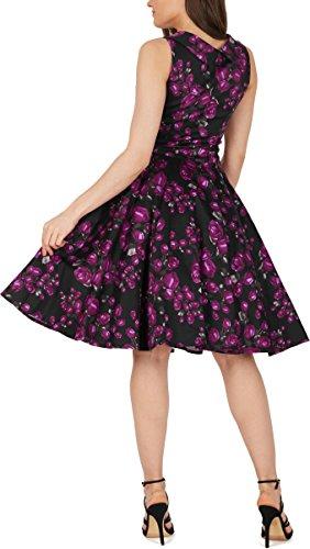 Vintage Kleid im 50er Jahre Stil Schwingender Rock - 3