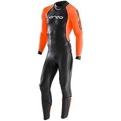 ORCA Core Openwater - Männer - Orange / Schwarz Größe 9 2018