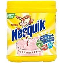 Nestle Nesquik De Fresa (500g) (Paquete de 2)