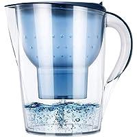 XHHWZB Die Alkaline Water Pitcher - 3,5 Liter, 2 Filter Enthalten, 7-Stufen-Filtersystem zur Reinigung und Erhöhung der pH-Werte