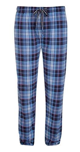 Jockey® Pyjama 1/1 Knit Blau