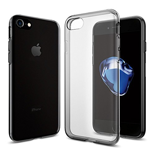 Spigen Liquid Crystal iPhone 7 Case with Slim Protection and Premium Clarity for iPhone 7 (2016)
