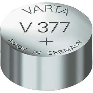 Varta V 377 1,55V 27mAh