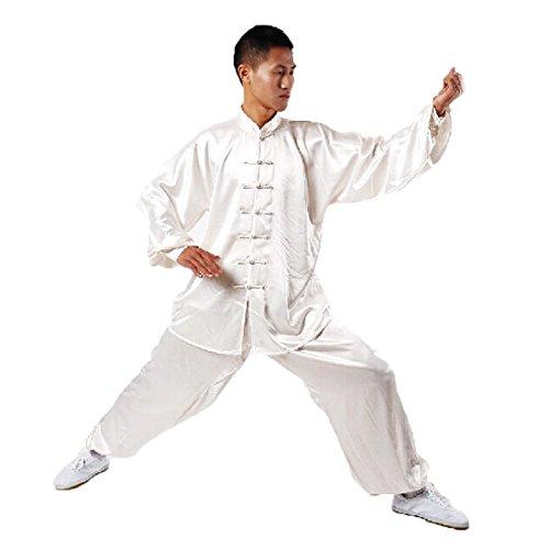 Andux Kampfsport Tai Chi anzug Kung Fu Uniformen Unisex SS-TJF01