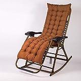 XUE Sedie a Dondolo Reclinatori Pausa Pranzo Casual Old Chair Balcone Lounge Chair Easy Chair Pieghevole Adulto,C