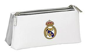 Real Madrid - Neceser pequeño Doble (Safta 811624548)