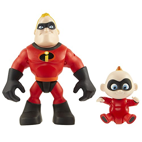 Incredibles 2 Disney Precool - Figura precool de Mr Incredible and Jack (2 Unidades) 6