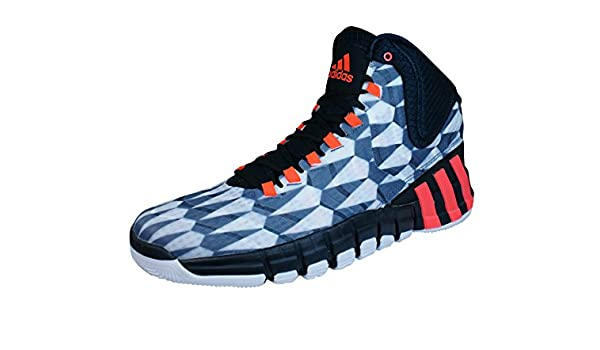 adidas performance Adipure Crazyquick 2 46, Noir: Amazon