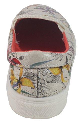 trendBOUTIQUE - Sneaker Donna Beige (beige)