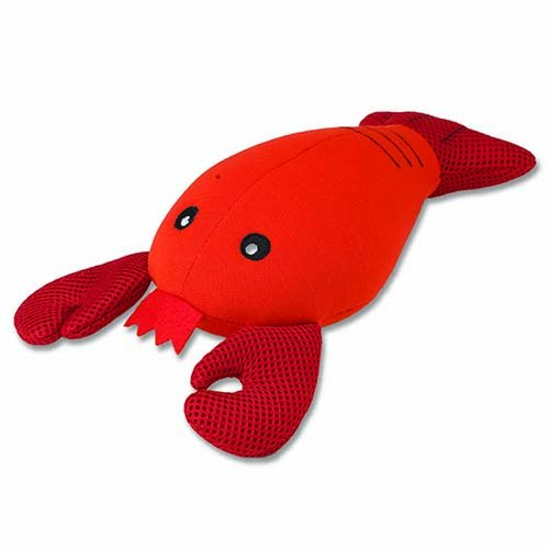 pet-rageous-floatrageous-louie-the-lobster-toy-8-inch-length-red-by-petrageous