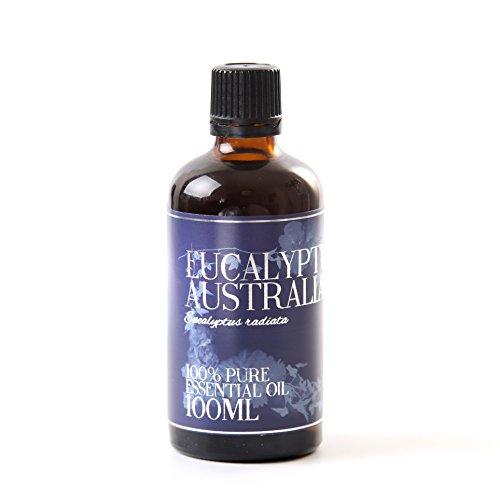 Mystic Moments Eucalipto Australiano Olio Essenziale - 100ml - 100% Puro