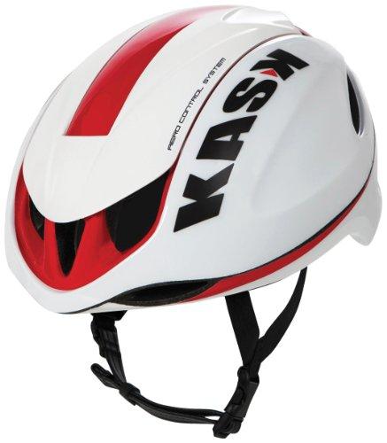Kask Infinity - Casco para bicicleta de carretera, color rojo , ( 52 - 58 cm )