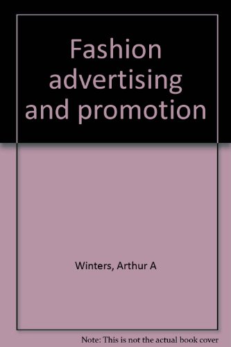 Title: Fashion advertising and promotion