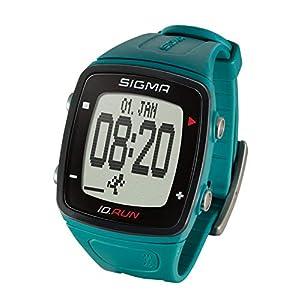 Sigma Sport iD.Run GPS Laufuhr, Pine Green, One Size