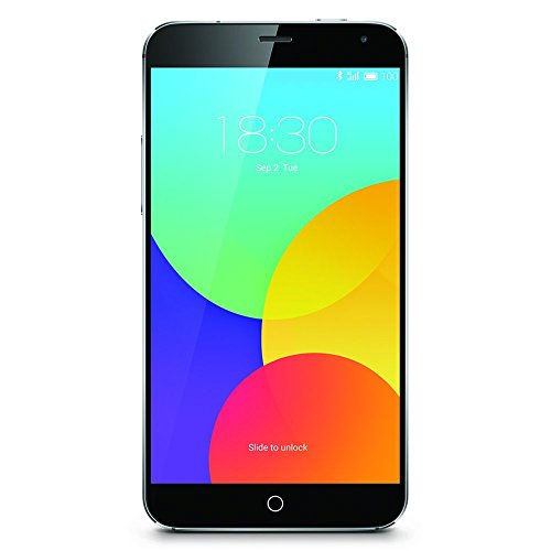"Meizu MX4 Single SIM 4G 32GB Grey - Smartphones (13.6 cm (5.36""), 2 GB, 32 GB, 20.7 MP, Android, Grey)"