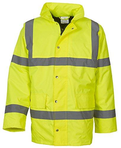 Yoko Hallo Kraft Autobahn Klassische Jacke - 2 Farben / SML - 6XL - Yellow - 6XL Limited Snowboard-jacke