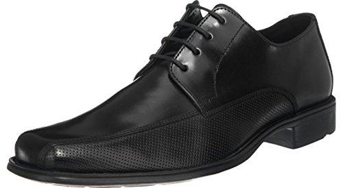 DAGGET 19-060-10 lLOYD chaussures à lacets homme Noir - Noir